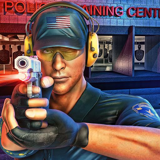 US-Polizeikriegs-Trainingsschule Regeln der Überlebens-Akademie Spiel 3D: Cops Kampf Schule Shooter Hero Adventure Mission 2018