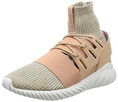 Adidas Tubular Doom Soc Grey Primeknit Comptaline