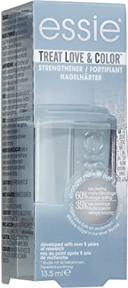 essie Treat Love & Color, Breathable Nail Polish, Indi-Go For It!, Blue, 13.5 ml