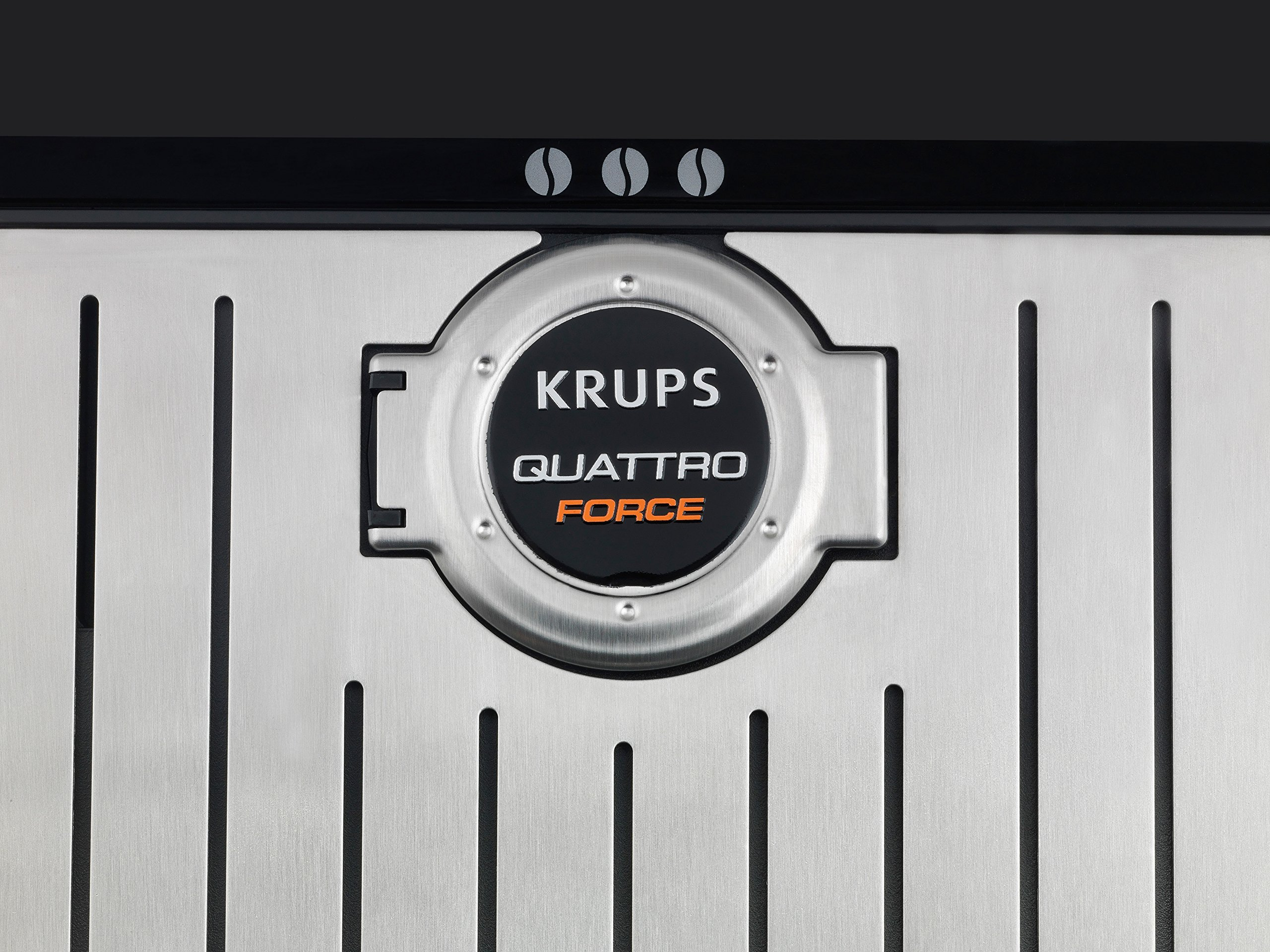 Krups-Kaffeevollautomat-Barista-New-Age-One-Touch-Cappuccino-farbiges-Touchscreen-Display-16-liters-Carbon