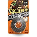 Gorilla Heavy Duty Montage Tape Zwart 25.4mm x 1.5m