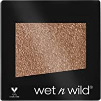Wet 'n Wild Color Icon Eyeshadow Glitter Single, Nudecomer, 1.4g