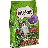 Kitekat Mackerel, Dry Cat Food, 1.4kg x 6