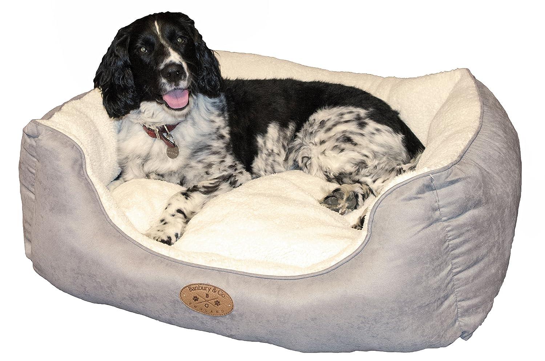 Banbury & Co Luxury Dog Sofa Bed, Large: Amazon.co.uk: Pet Supplies