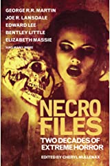 Necro Files: Two Decades of Extreme Horror Kindle Edition