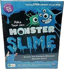 Dhinchak Art Box Monster Yucky Slime Making Kit for Kids