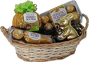 Geschenk Set Osternest mit Ferrero Rocher (4-teilig)