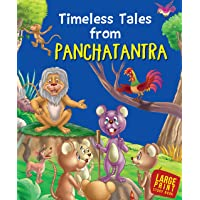 Large Print: Timeless Tales from Panchatantra: Large Print