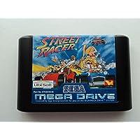 Street Racer [Megadrive FR]