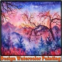 Design Watercolor Painting