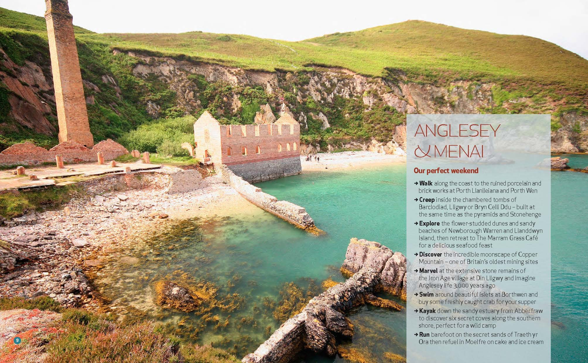 Wild Guide Wales and the Marches (Wild Guides) 5