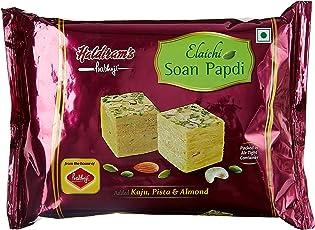 Haldiram's Prabhuji Soan Papdi, Elaichi, 500g