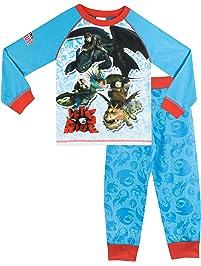 Dragons - Pijama para Niños - Cómo Entrenar ...