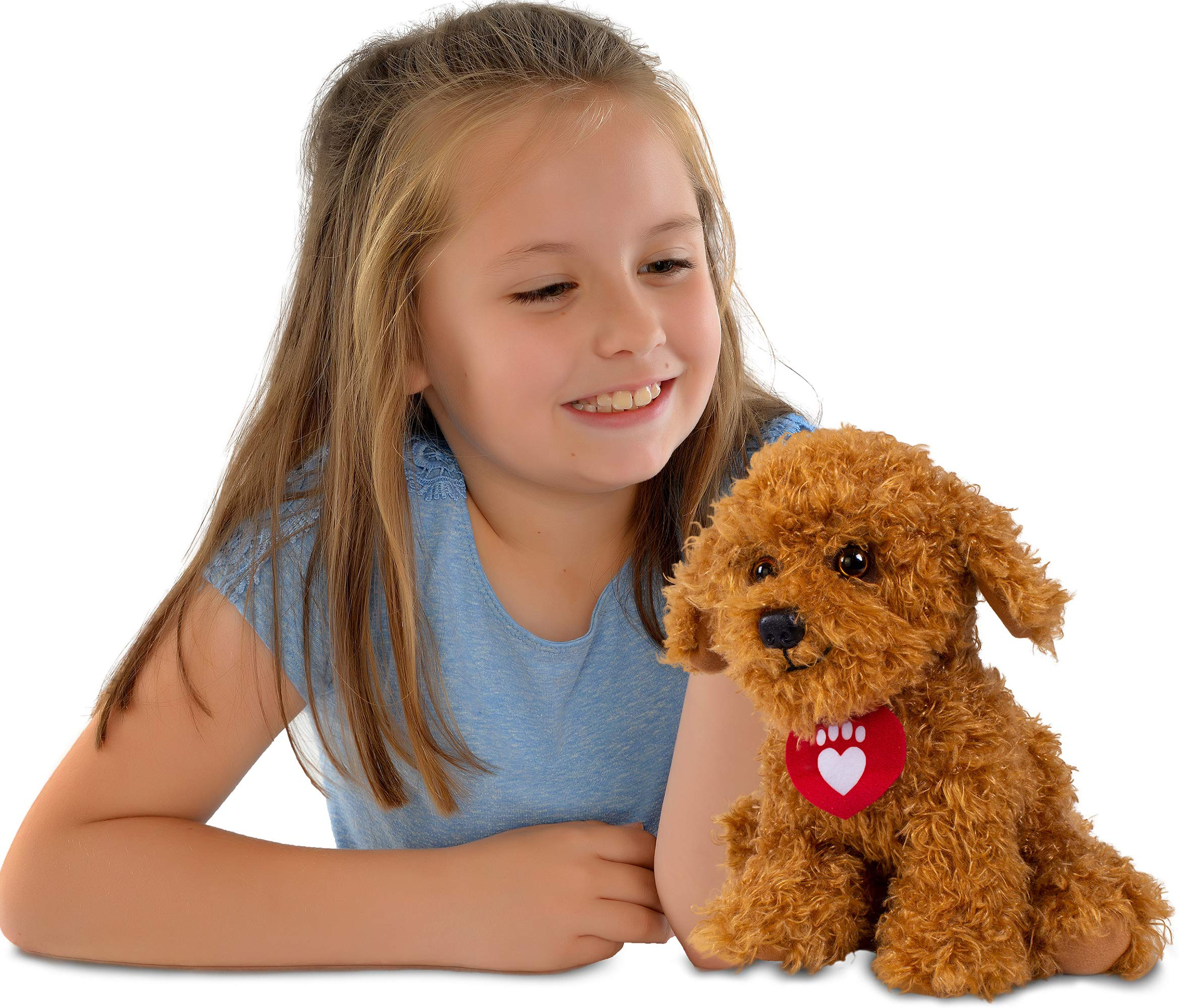 Waffle the Wonder Dog Soft Toy with Sounds 2