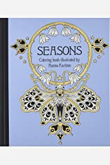 Seasons Coloring Book (Colouring Books) Hardcover