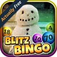 Blitz Bingo: Winter Wonderland