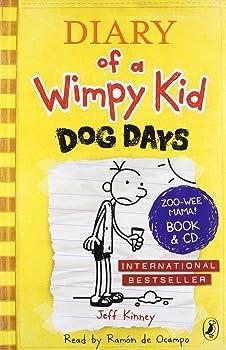 Dog Days Book & CD
