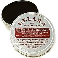 DELARA Entretien intensif du Cuir, Couleur: Noir, 75 ML - Imprègne et protège Le Cuir très efficacement, Nouvelle…