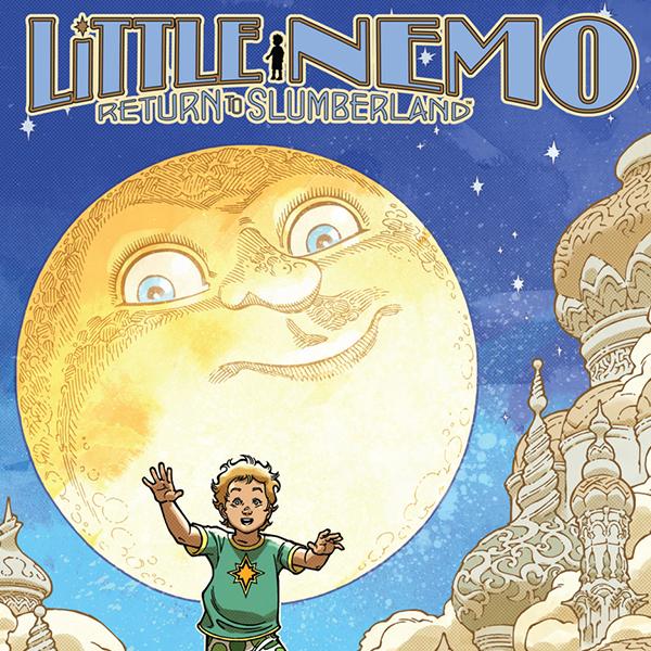 little-nemo-return-to-slumberland-issues-4-book-series