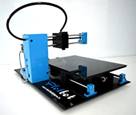 Plotbot Laser Engraver with Cross- Platform Application (Black and Blue, Medium Size)