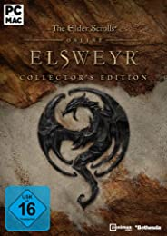 The Elder Scrolls Online - Elsweyr: Collector's Edition   PC Code - BAM