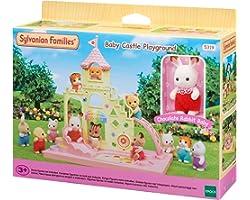 Sylvanian Families Baby Castle Playground, Multi-Colour, 5319