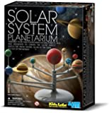 Great Gizmos Kidz Labs - Solar System Planetarium Model