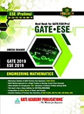 GATE 2019:Engineering Mathematics