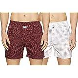 Amazon Brand - Symbol Men's Regular Boxer Shorts