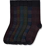 Marchio Amazon - find. 7 Pack Ankle Sock, Calze Uomo