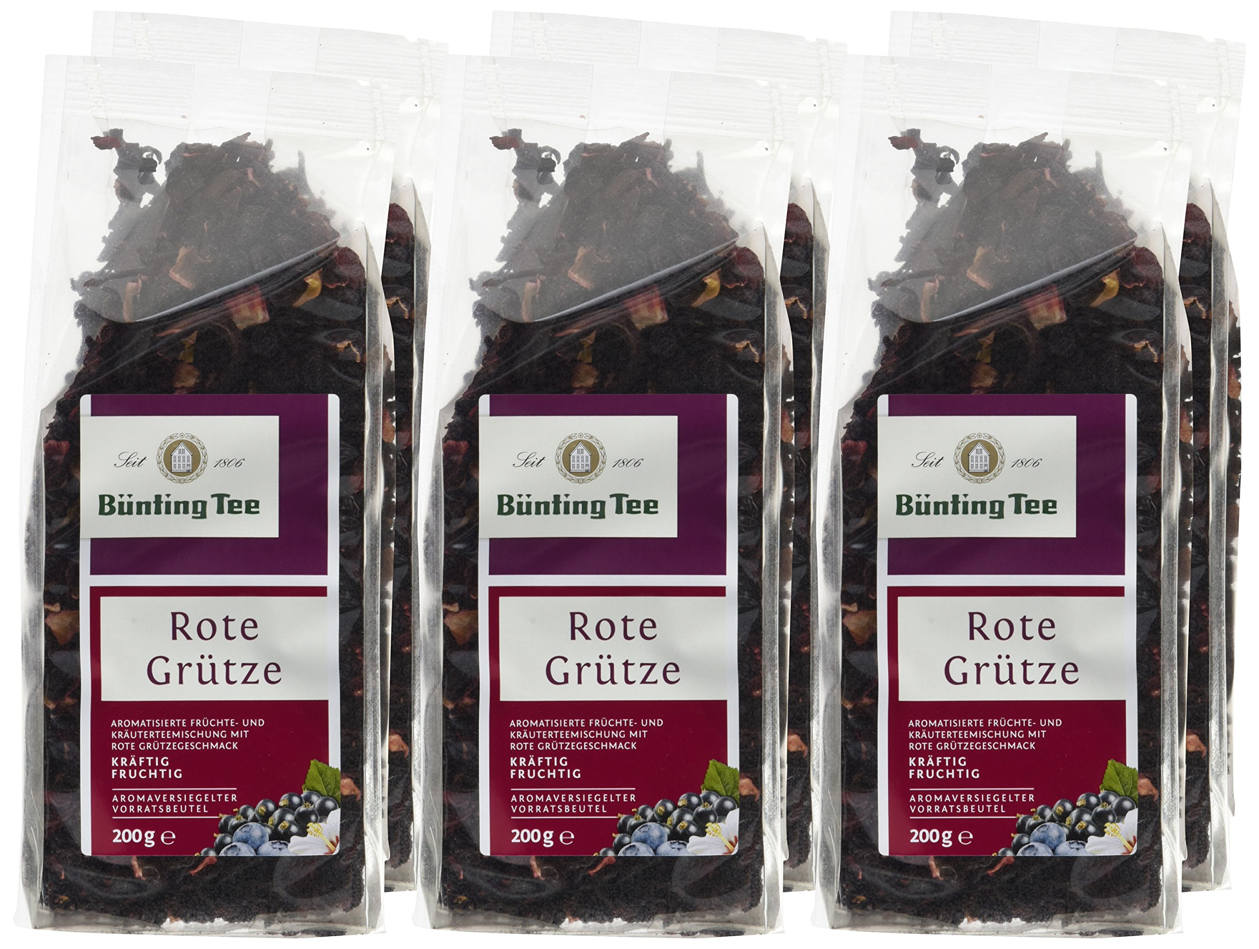 Bnting-Tee-Rote-Grtze-200-g-lose-6er-Pack-6-x-200-g