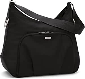 Mamas /& Papas Ocarro Water Resistant Black Suedette 2 Way Changing Bag with Change Mat /& Insulated Bottle Holder Raven