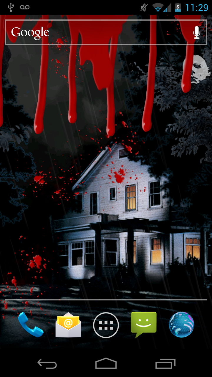 Halloween Live Wallpaper: Amazon.co.uk: Appstore For Android