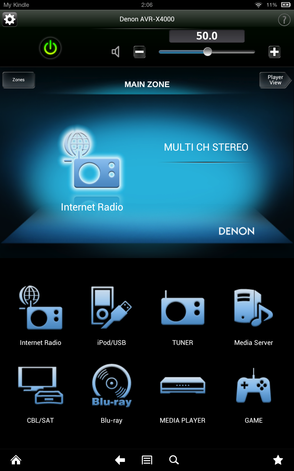 denon remote app apps f r android. Black Bedroom Furniture Sets. Home Design Ideas