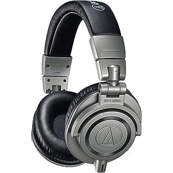 Audio Technica ATH-M50XGM cuffie monitor professionali, Gun metal, custodia prottetiva incluso