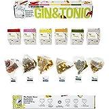 Gin & Tonic Infusion Flavour Botanicals Bags - Nanopack 6 smaken om je Gin te verfijnen. 100% natuurlijke specerijen, kruiden