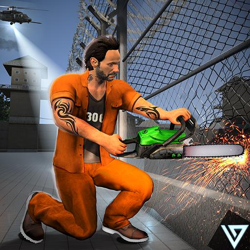 Gefängnis entkommen Überleben Verbrechen Gangster Spiel
