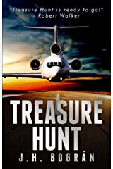 Treasure Hunt: A Gripping Crime Thriller (The Falcon Chronicles Book 1) Kindle Edition