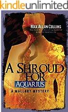 A Shroud for Aquarius (A Mallory Mystery) (English Edition)