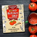 Nutrasphere Instant Tomato Soup Mix (Healthy, High Fibre, Low Fat- 200 Gm, 10 Servings)