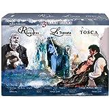 La Traviata, Rigoletto & Tosca