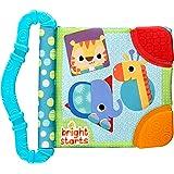 Bright Starts , Knisterbuch mit Beißstücken