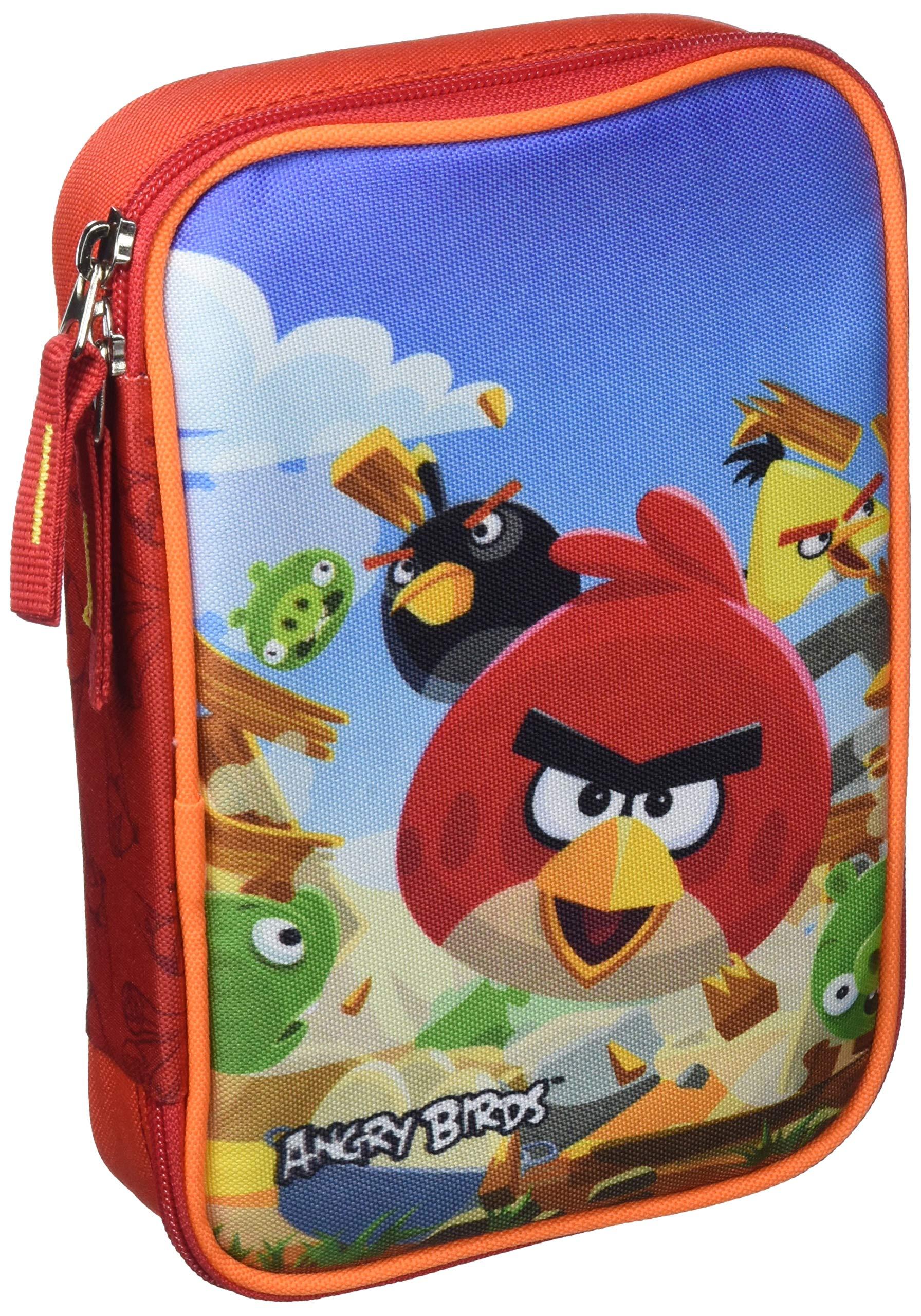 TARGET 17548 – Estuche para lápices, diseño de Angry Birds