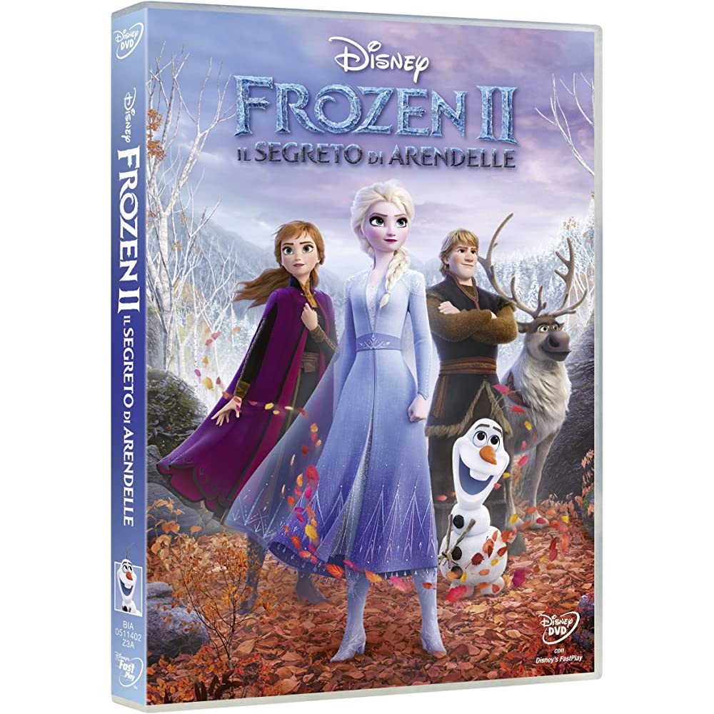Frozen ii il segreto di arendelle ( dvd) jennifer lee · chris buck