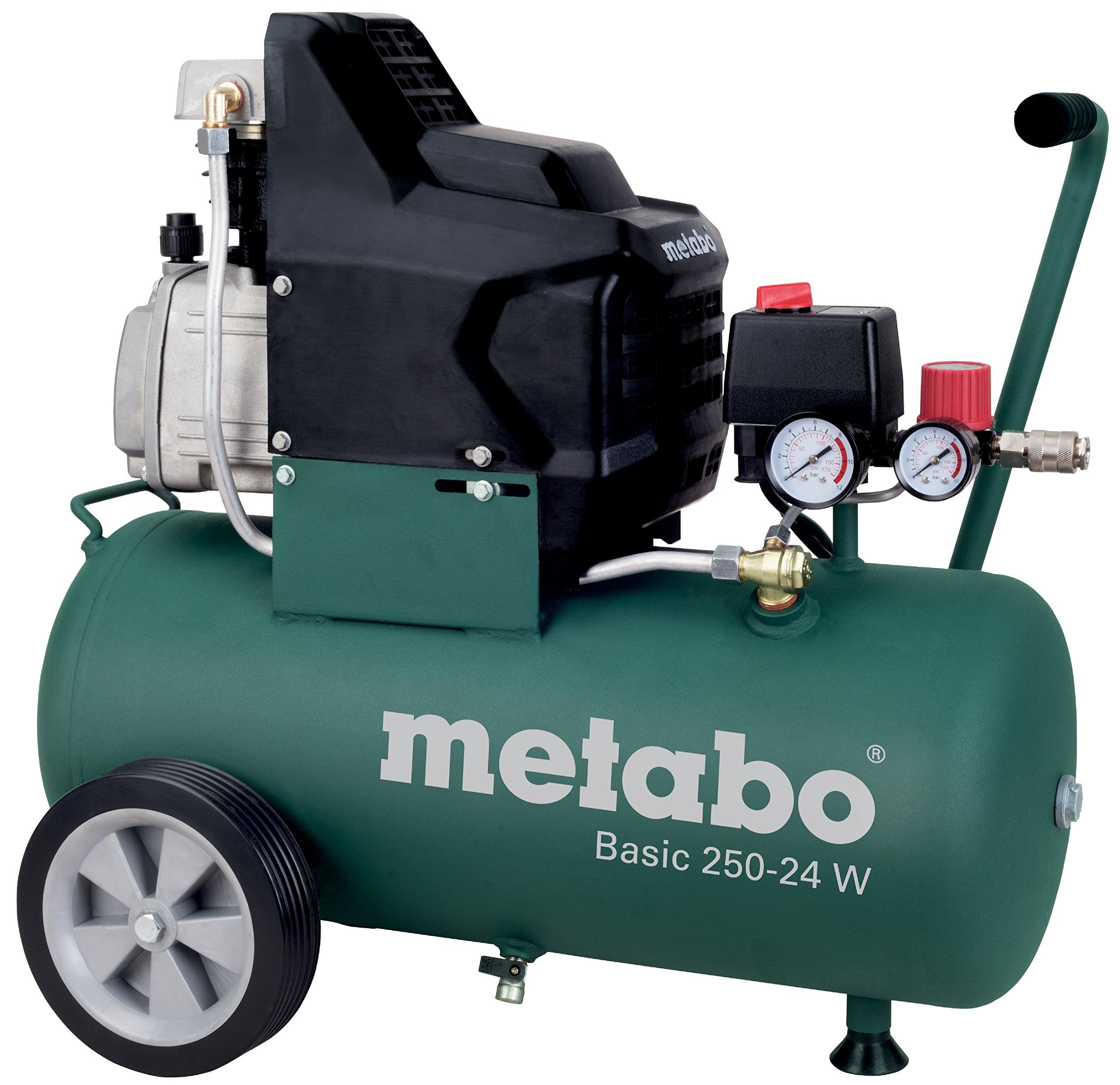 Metabo Werkstatt Kompressor Basic 250-24 W