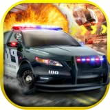 Police Chase Racing 3D - cie Bike Attack Race Police Car Chase Police Car Driver 3D Furious Racing dos explosion