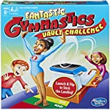 Hasbro Fantastic Gymnastics Vault Challenge Game Gymnast Toy for Girls and Boys Ages 8+