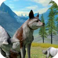 Foxes of the Arctic - 3D Animal Simulator
