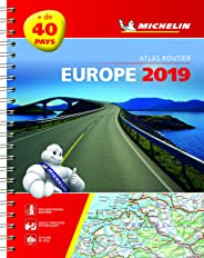 Atlas Europe Michelin 2019