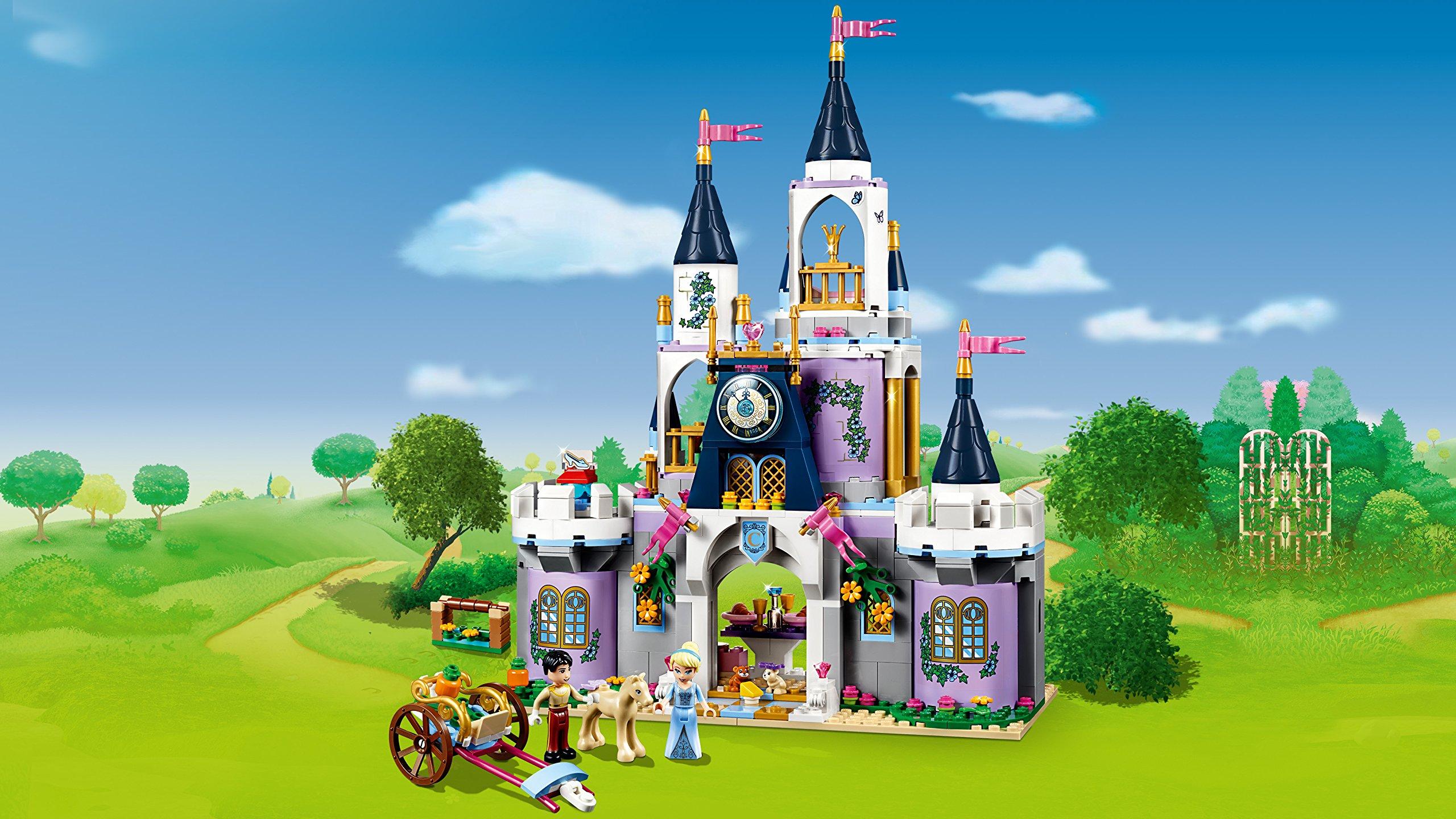 LEGO Disney Princess - Il Castello dei Sogni di Cenerentola, 41154 4 spesavip